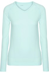 Falke Ergonomic Sport System Stretch Jersey Top Mint