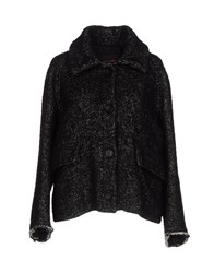 Collection Privee Coats Black