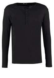 Only And Sons Onsliam Long Sleeved Top Black