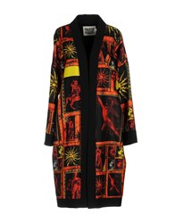 Fausto Puglisi Overcoats Red