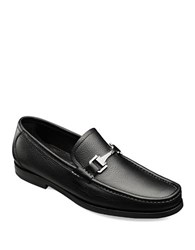 Allen Edmonds Firenze Leather Loafers Black