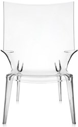 Kartell Uncle Jim Transparent Chair Crystal