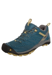 Keen Marshall Hiking Shoes Indian Teal Amber Green Blue