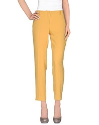 N 21 N 21 Trousers Casual Trousers Women Ochre