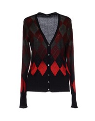 Caractere Cardigans Red