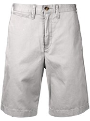 Polo Ralph Lauren Tailored Chino Shorts Grey