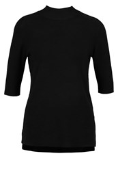 Y.A.S Yas Yasromain Basic Tshirt Black