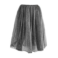 Mcma London Embellished Tutu Skirt Blue