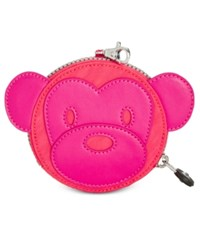 Kipling Monkey Marguerite Coin Purse Very Berry Combo