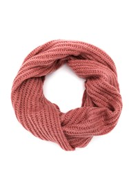 Cecilia Prado Maisa Knit Scarf Pink And Purple