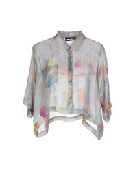 Diesel Black Gold Shirts Shirts Women Beige