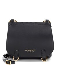 Burberry Baby Bridle Crossbody Bag Black