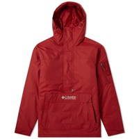 Columbia Challenger Pullover Jacket Red