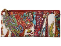 Hobo Taylor Regal Paisley Wallet Handbags Multi