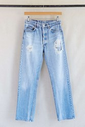 Urban Renewal Vintage Levi's 501 District Thigh Jean Assorted