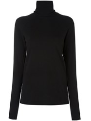 Haider Ackermann Turtleneck Sweater Black