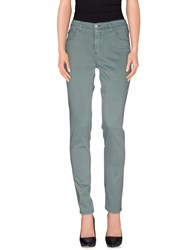 Ag Adriano Goldschmied Casual Pants Green