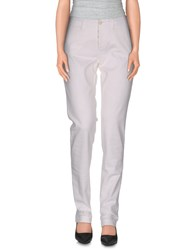 Woolrich Trousers Casual Trousers Women White