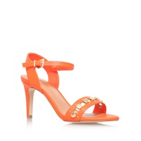 Miss Kg Erica High Heel Sandals Orange