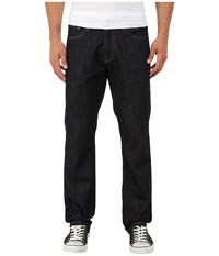 Lucky Brand 221 Original Straight In Encinitas Encinitas Men's Jeans Black
