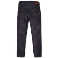 Edwin Ed 55 Relaxed Tapered Jean Unwashed 11.5Oz White Selvedge