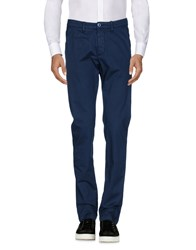 Uniform Casual Pants Blue