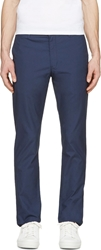Levi's Navy Slim 511 Chino Trousers