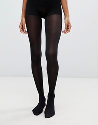Jonathan Aston 100 Denier Gloss Opaque Tight In Black