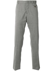 Vivienne Westwood Man Tailored Trousers Grey