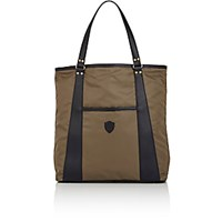 Felisi Men's Double Handle Shopper Bag Tan