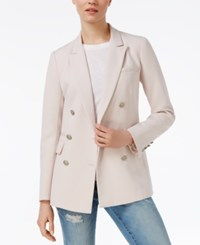 Rachel Roy Double Breasted Blazer Only At Macy's Blush