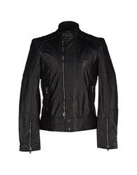 Vintage De Luxe Coats And Jackets Jackets Men Black
