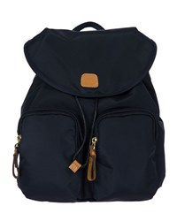 Bric's Small X Travel City Backpack Navy