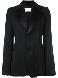Maison Martin Margiela Tailored Blazer Black
