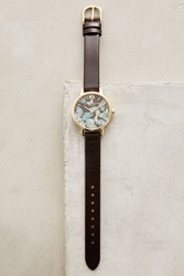 Olivia Burton Butterfly Watch Black