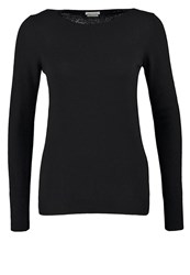 United Colors Of Benetton Slim Fit Jumper Black