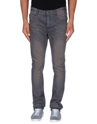 Anerkjendt Denim Denim Trousers Men Grey
