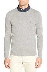 Ag Jeans Men's Ag 'Wilcox' Slim Fit Wool And Cashmere Crewneck Sweater Mirage Grey