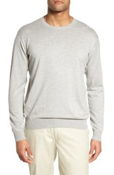 Peter Millar Crown Soft Cotton And Silk Sweater