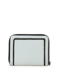 Liebeskind Conny Trifold Leather Wallet Ivory