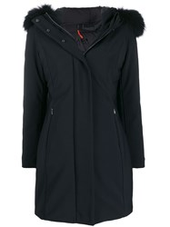 Rrd Storm Lady Long Parka Black