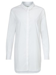 Oui Boyfriend Blouse Bright White