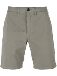 Paul Smith Ps By Chino Shorts Green