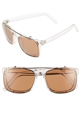 Icon Eyewear Flip Up Sunglasses Clear