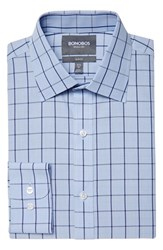 Men's Bonobos Slim Fit Wrinkle Free Plaid Dress Shirt