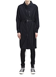 Marius Petrus Waterproof Parka Black