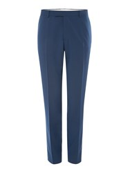 Richard James Teal Tonic Mohair Suit Trouser