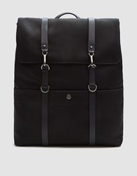 Mismo M S Backpack In Black Black Black Black