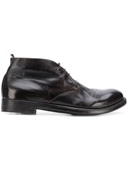 Officine Creative Hive 6 Shoes Brown