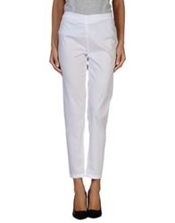 Niu' Casual Pants White